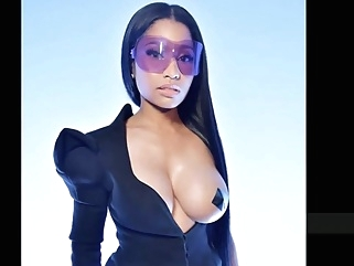 Nicki Minaj Nude Video + Her NASTY Leaks! celebrity compilation ebony